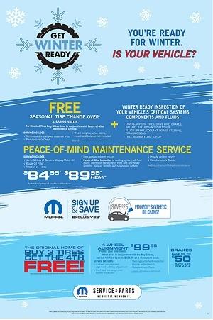 Dodge Ram Jeep Chrysler Service Parts Offers Alberta