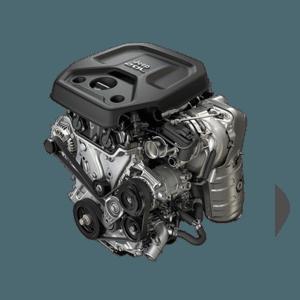 2.0L I-4 Turbo engine