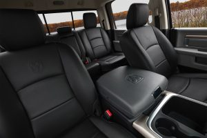 2020 Ram 1500 Classic interior front and back