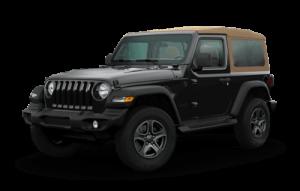 2020 Jeep Wrangler Black And Tan Edition