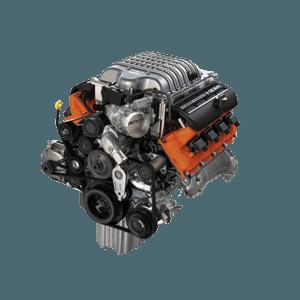 6.2L Supercharged V8 Engine