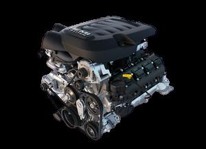 6.4L HEMI engine