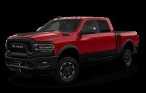 2020 Ram 2500 Power Wagon