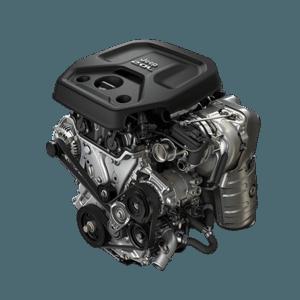 2.0L Turbo engine