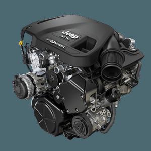 3.0L EcoDiesel engine