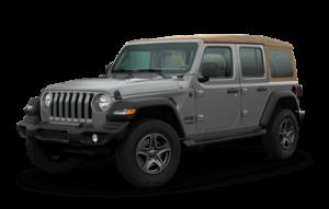 2020 Jeep Wrangler Unlimited Black & Tan Edition trim level