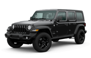 2020 Jeep Wrangler Unlimited Sport Altitude trim level
