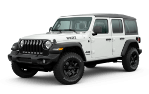 2020 Jeep Wrangler Unlimited Willys Edition trim level