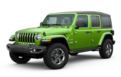 2020 Jeep Wrangler Unlimited Sahara trim level