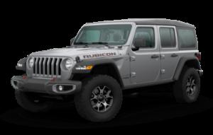 2020 Jeep Wrangler Unlimited Rubicon trim level