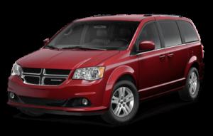 2020 Dodge Grand Caravan Crew