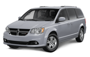 2020 Dodge Grand Caravan Crew Plus
