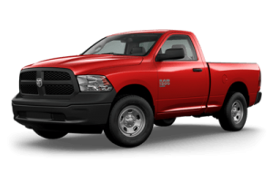 2020 Ram 1500 Classic ST in red