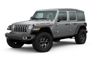 2020 Jeep Wrangler Unlimited three-quarter view