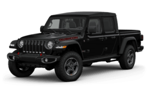 2020 Jeep Gladiator front three-quarter view