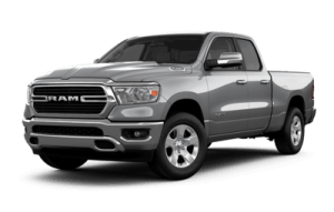 2020 Ram 1500 Big Horn in side front view