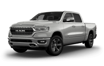2020 Ram 1500 Limited front diagonal view