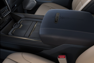 Ram 1500 Limited Centre Console