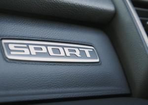Ram 1500 Sport badge
