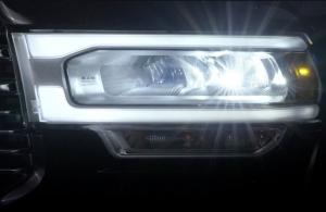 Front LED light on Ram 3500 Laramie