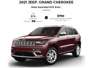 2021 Jeep Grand Cherokee Specials Offers Incentives Devon Chrysler Dodge Jeep Ram Trucks Edmonton Alberta