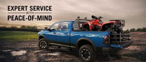 Service Department Devon Chrysler Dodge Jeep Ram Trucks Edmonton Alberta