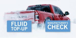 Fluid Top-Up Manufacturers Check-up Edmonton Alberta Devon Chrysler Dodge Jeep Ram