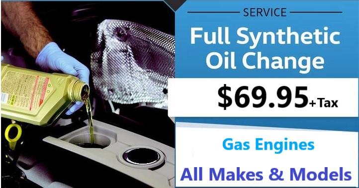 Oil Change Special Offer Incentives $69.95 Gas Engines Devon Chrysler Dodge Ram Jeep Devon Edmonton Alberta