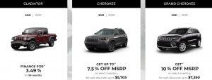 Edmonton Jeep Special Offers Inentives Devon Chrysler Alberta Luduc Stoney Plain