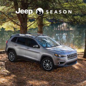 2021 Jeep Cherokee Season Jeep Special Offers IncentivesDevon Chrysler Alberta