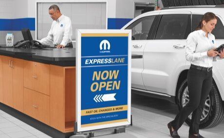 Mopar Express Lane Alberta Edmonton Leduc Beaumont Stony Plain Devon Chrysler Dodge Jeep Ram Trucks