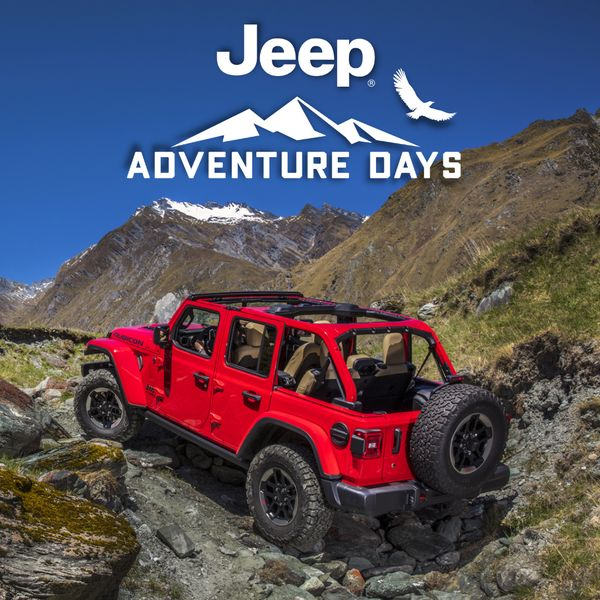 Jeep Wrangler Special Offers Incentives Edmonton Alberta Jeep Wrangler Adventure Days Finance for as low as 3.49% for up to 96 months on all 2021 Jeep Wrangler models