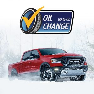 Oil Change Ram Truck Service Experts Alberta Edmonton Devon Chrysler Get Winter Ready