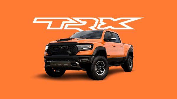2022 Ram TRX Ignition Edition Devon Chrysler Edmonton Alberta